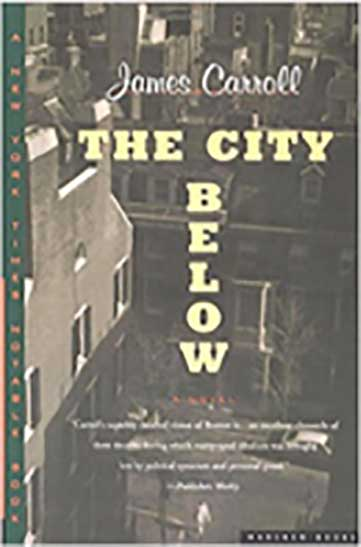 Cover city below