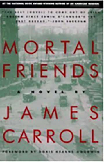 Cover mortal friends
