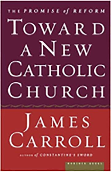 Cover toward a new catholic church