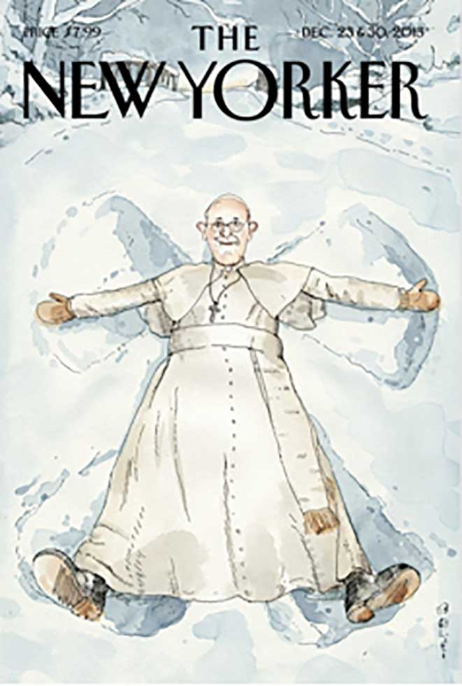 Cover newyorker